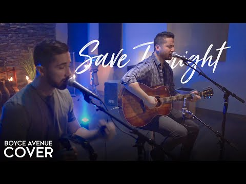 Save Tonight Eagle-Eye Cherry Acoustic Cover