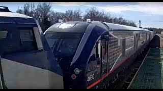 Southwest Chief - 4 Locos, 2 Chargers and More