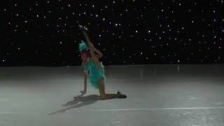 jazz solo dance competition 2018 - TH-Clip