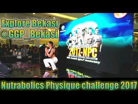 "Explore Bekasi : ""NPC 2017  @GGP"" With Atlet Nutrabolics || #Ramadhan_Sensei"