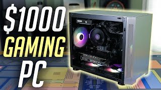 $1000 ITX Gaming PC Build Guide! (2020)