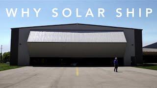 Flying Solar Ship