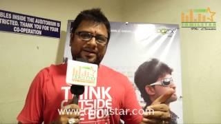 Dance Master Balaji at Yavum Vasapadum Movie Press Meet