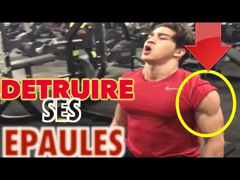 Le plan le bodybuilding sur la masse
