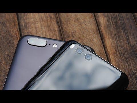 OnePlus 5 vs Xiaomi Mi6: quem tem a melhor câmera?
