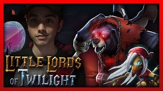 CRAZY PVP BATTLE AT NIGHT!! LITTLE LORDS OF TWILIGHT!