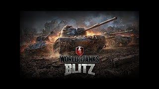 WoT Blitz - Близнецы или беру танк как у взводного - World of Tanks Blitz (WoTB)