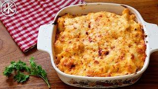 Keto Rakott Krumpli | Hungarian Potato Casserole | Keto Recipes | Headbangers Kitchen