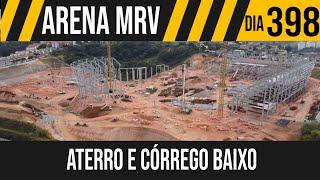 ARENA MRV   6/6 ATERRO E CÓRREGO BAIXO   23/05/2021
