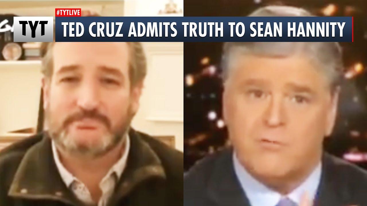 Ted Cruz Regrets Hannity's Defense Of Him thumbnail