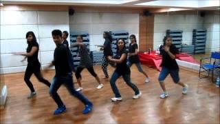 HR's Dance School 'Saturday Saturday Kardi' Freestyle Hip-Hop !!!