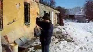 preview picture of video 'Vidnava - měřímě Dopplerův jev'