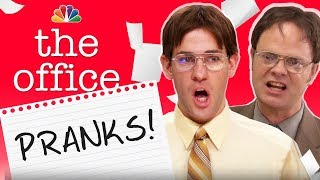 Jim's Most Brilliant Pranks on Dwight - The Office
