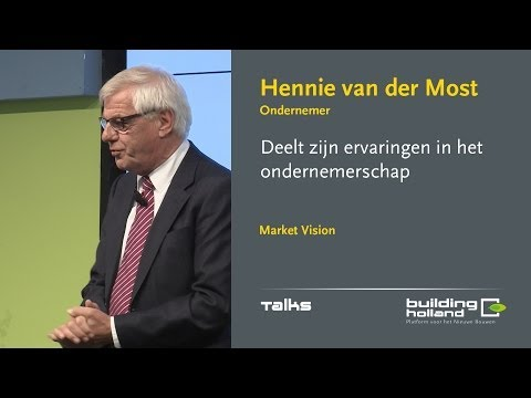 Hennie van der Most - Onderneem!