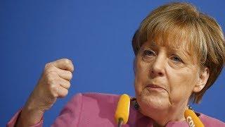Ангелу Меркель освистали в Дрездене