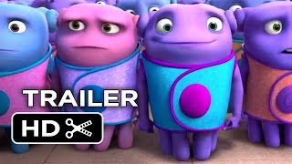Home - Official Trailer #2 (2015)
