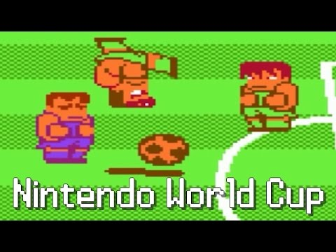 """ WORLD CUP "" JEU NINTENDO NES, A SAISIR !!"