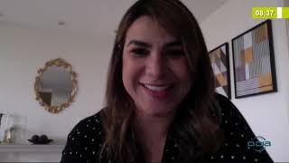 Deputada Marina Santos: Projeto Fake News, reforma tributária e encontro com Wellington Dias 27 07