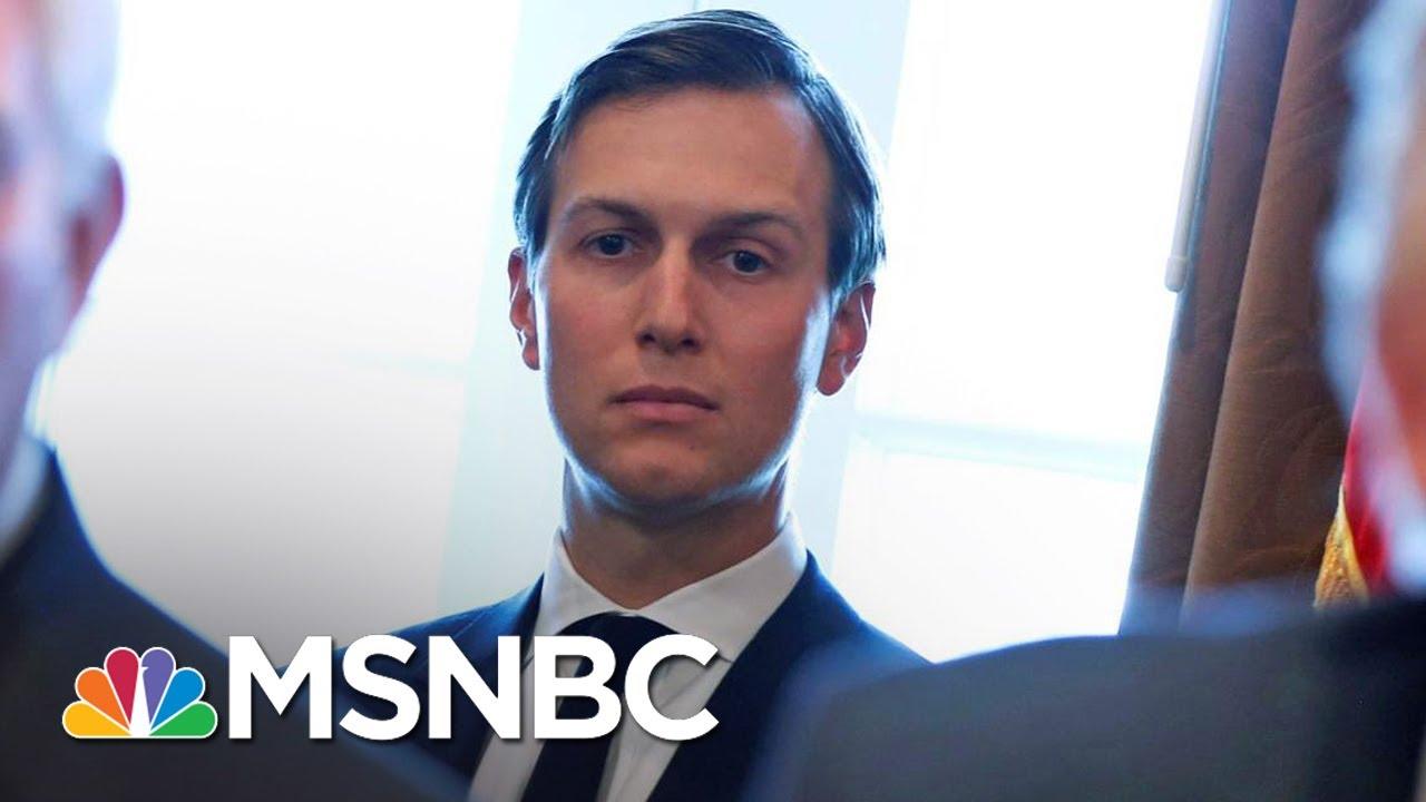 Shock As White House Fails To Address Jared Kushner Allegations | AM Joy | MSNBC thumbnail