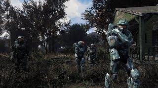 Halo 5 - Blue Team