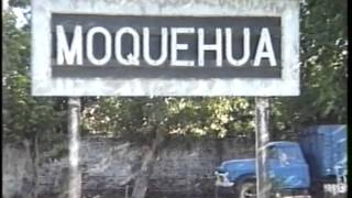 preview picture of video 'Ferrocarriles Argentinos - Moquehua 1989'