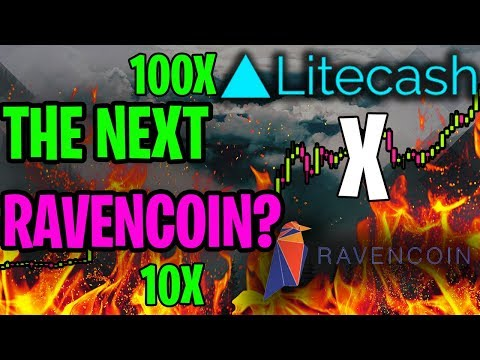 THE NEXT RAVENCOIN? LITECASH 💥HOT SPECULATIVE COIN IN 2019