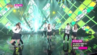 [Comeback Stage] Shannon - Why Why, 샤넌 - 왜요 왜요, Music Core 201503014