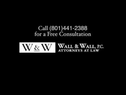 Uncontested Divorce in Utah-  Wall & Wall