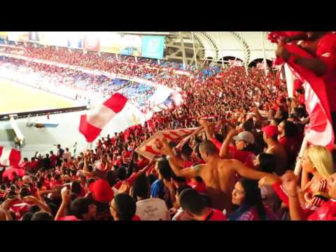 """VIDEO MINUTOS DE AGUANTE  BRS  CANTOS  AMERICA 2 VS QUINDIO 0 SKARLATA"" Barra: Baron Rojo Sur • Club: América de Cáli"