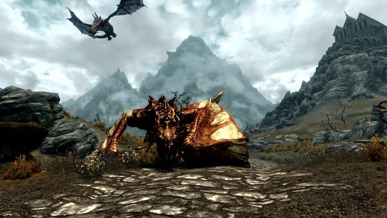 Watch Skyrim's Masterful Movements In This New Video