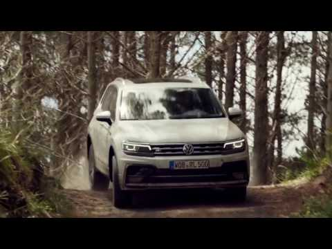 Volkswagen  Tiguan Паркетник класса J - рекламное видео 2