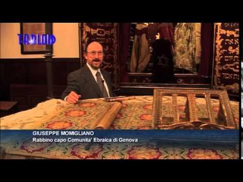 Runa di martello di protezione Torah