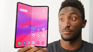 Samsung Z Fold 3 Review: Let's Talk Ambition!