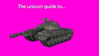 Unicum guide to the T-10