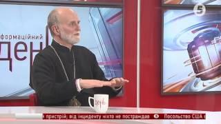 Борис Гудзяк (УГКЦ): про Блаженнішого Гузара, Московський патріархат та зустріч Макрона з Путіним