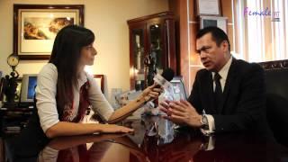 FemaleWebTV - Entrevista con el ´Dr. Juan Carlos Arellano´