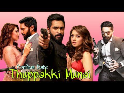 Thuppakki Munai Full movie in Hindi dubbed | South Hindi dubbed movie | Vikram Prabhu