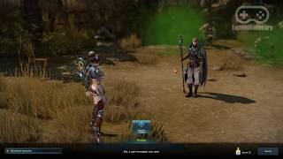Геймплей онлайн игры Lost Ark на русском, 2019 (#ОБТ, #MMORPG, Full HD, Ultra-graphics)