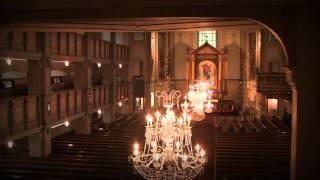 preview picture of video 'Via Sacra - Evangelische Dorfkirche in Cunewalde - Oberlausitz'