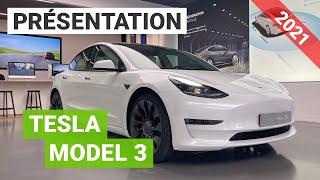 Tout savoir des nouvelles Tesla Model 3 millésime 2021 !