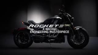 Nova Triumph Rocket 3 TFC