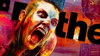 FUN AND BRUTAL!! RAGE 2 GAMEPLAY TRAILER