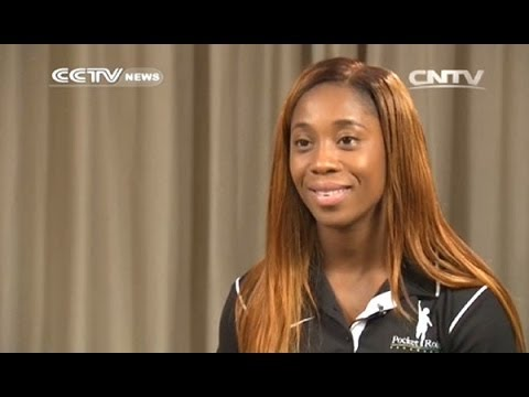 Exclusive interview: Shelly Ann Fraser Pryce on doping issues