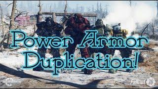 fallout 76 power armor duplication glitch 2019 - TH-Clip
