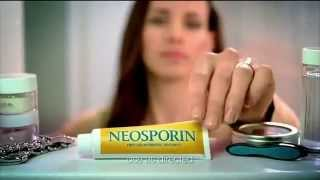 TV Spot - Neosporin - Original Ointment - Heals Faster Than Store Brands - All Better