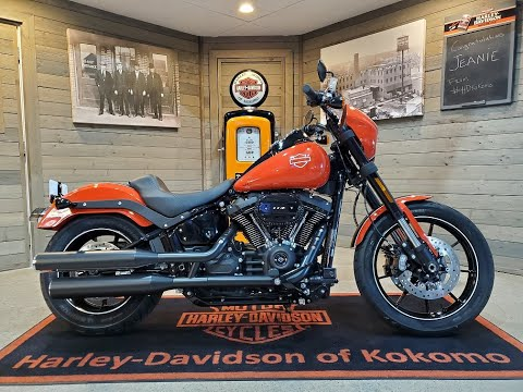 2020 Harley-Davidson Low Rider®S in Kokomo, Indiana - Video 1