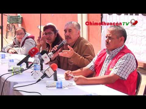 CONAGUA INCUMPLE COMPROMISOS CON CHIMALHUACANOS