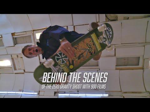 "ZeroG - Behind the Scenes| Tony Hawk, Aaron ""Jaws"" Homoki and 900 Films| Sony"