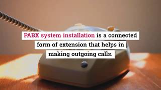 How Does PABX System Installations In Dubai Work