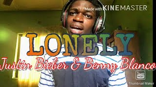 Justin Bieber & Benny Blanco - Lonely (Cover By Si Mion)